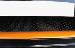 Nissan GTR Front Camera mounted in grille below number plate