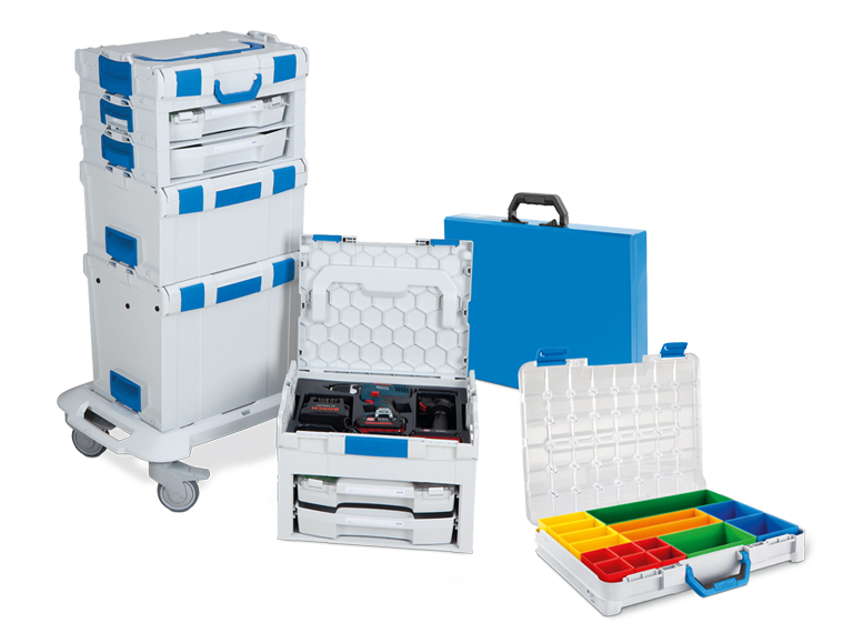 CASES AND BOXES<br /><br />